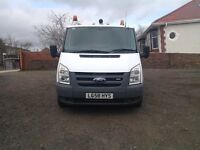 FORD TRANSIT S/W/B 58PLATE 86,000MILES DIRECT BT F/S/H NO VAT