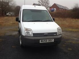 FORD TRANSIT CONNECT. LWB. 29.9.06. DIESEL