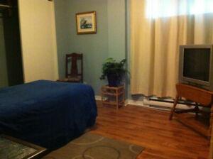Belle grande chambre genre deux et demi