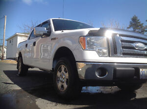 2009 FORD F150 4x4 SUPERCREW INSPECTED RUST FREE
