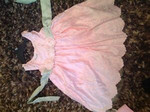 New with tags girls dress size 18-24 months
