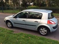 Renault Megane Authentique Dci 1.5 Diesel**£30 Year Tax**12 Months MOT