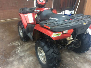Wanted2010 sportsman 850front diff