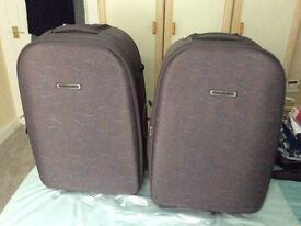 2 Revelation suitcases as shown for sale.