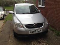 VW Fox, only 44k, very good condition
