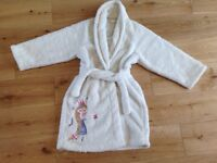 M&S girls dressing gown