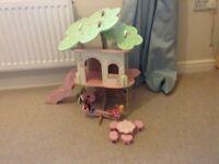 Rosebud village toys