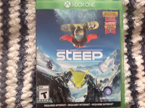 Steep for the X box one