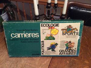 CARRIERES jeu an 1971   BOITE VERTE+Autres jeux ann no 436431506