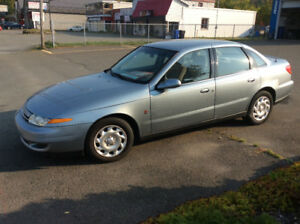 2001 Saturn L-Series 200 Berline