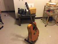 Seagull Acoustic Guitar Recetly restored to the best capable.