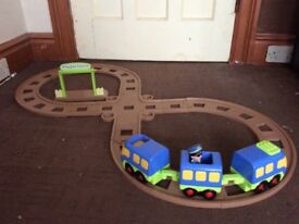 Happyland train set