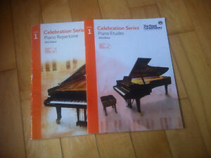 Royal Conservatory Piano books Level 1