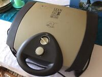 Family size George Foreman grill. Well used but good used condition
