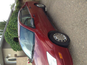 2001 Ford Focus SE Convertible