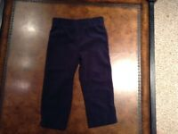 Boys Blue Polar Fleece Pants