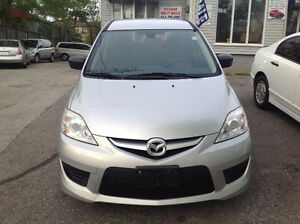 "2008 Mazda5 GS ""CLEAN CAR PROOF/CERTIFIED/2YEARS WARRANTY INCL"""