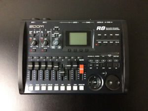 ZOOM R8 Recorder/Interface: Controller