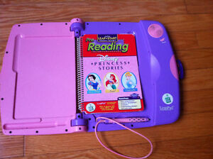 Leap Frog Leap Pad with Princess Story book