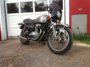 1977 CB 750 - project. Cafe Racer?