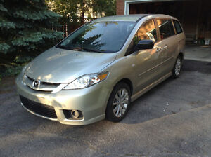 "2006 Mazda Mazda5 GS Minivan, Van ""as is, where is"""