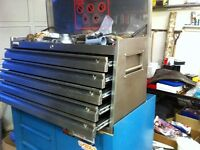 stainless steel tool box tol chest