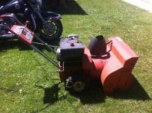 Craftsman 8 HP Snow Blower