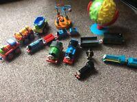 Thomas the tank toys
