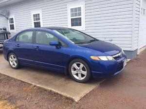 2006 Honda Civic EX Sedan !! $4995