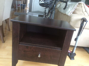 End table or night stand