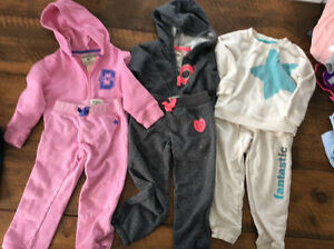 3T girls tracksuits