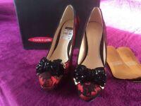 Stunning Moda In Pelle Shoes UK 6.5 (40)
