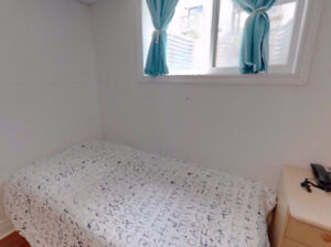 NOV 1st furnished, all inclu room with private bathroom
