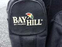 Bay Hill Golf Bag by Palmer with wheels/trolley