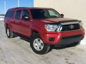 2015 Toyota Tacoma - 4X4, CAB TOPPER AND NEW TIRES!