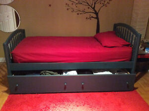 Mattress and Bed Frame