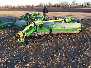 JOHN DEERE NEW CX15-15 FOOT COMMERCIAL ROTARY CUTTER SALE