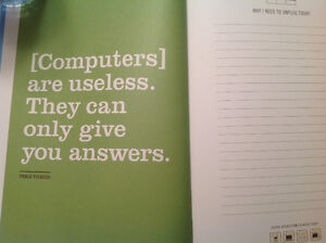 I Need To Unplug a Journal for escaping digital distraction-$10. Edmonton Edmonton Area image 2