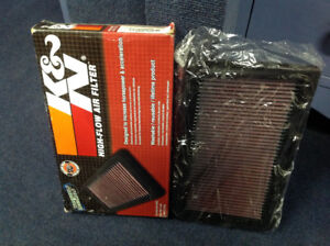 K@N AIR FILTER FOR 2010-2014 MUSTANG #33-2431  and MORE