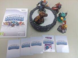 Skylande game, portal and figures for sale