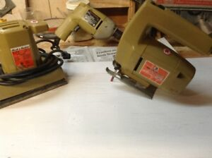 Perfect for woodworker  drill sander jigsaw scrollsaw too