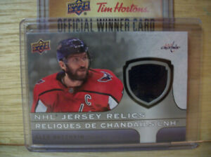 18/19 Tim Hortons Card