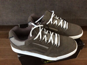 New in box, never worn, men's George sneakers size 9