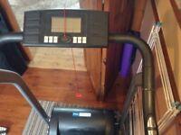 Pro fitness electric running machine/treadmill