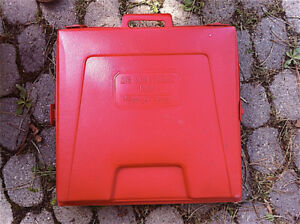 Ride-Away Vintage Emergency Car kit - Never Used!