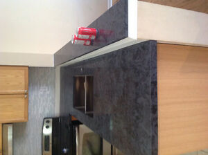 Kitchen Countertop with Quartz, Marble, Granite...