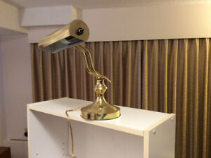 Beautiful Solid Brass Piano Lamp for sale!!
