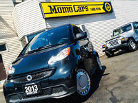 '13 Smart Fortwo! EARLYBIRD+PwrPkg+A/C+Keyless! ONLY $51/Pmts!!