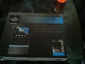 iPad car caddy
