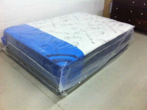Brand New--Queen mattress&box$199(pick up)/$219up--free delivery